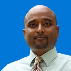 Krishna Mamidipaka headshot